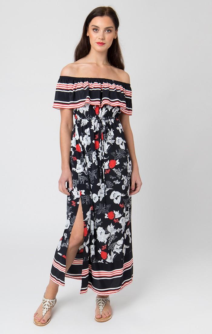Monaco Maxi Dress
