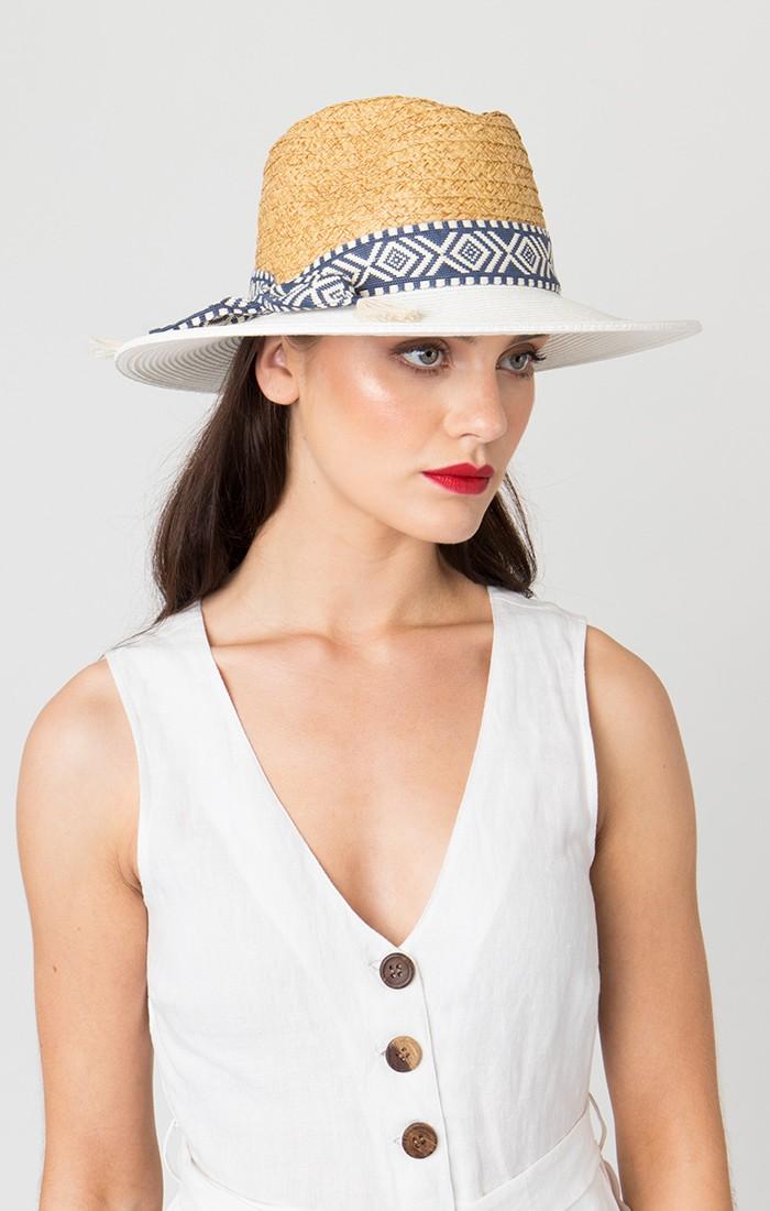 Rosa Hat
