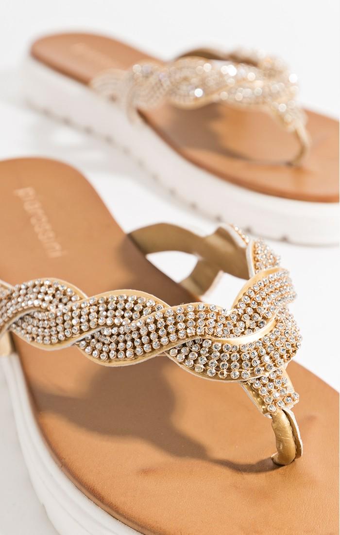 Sandrine Shoe