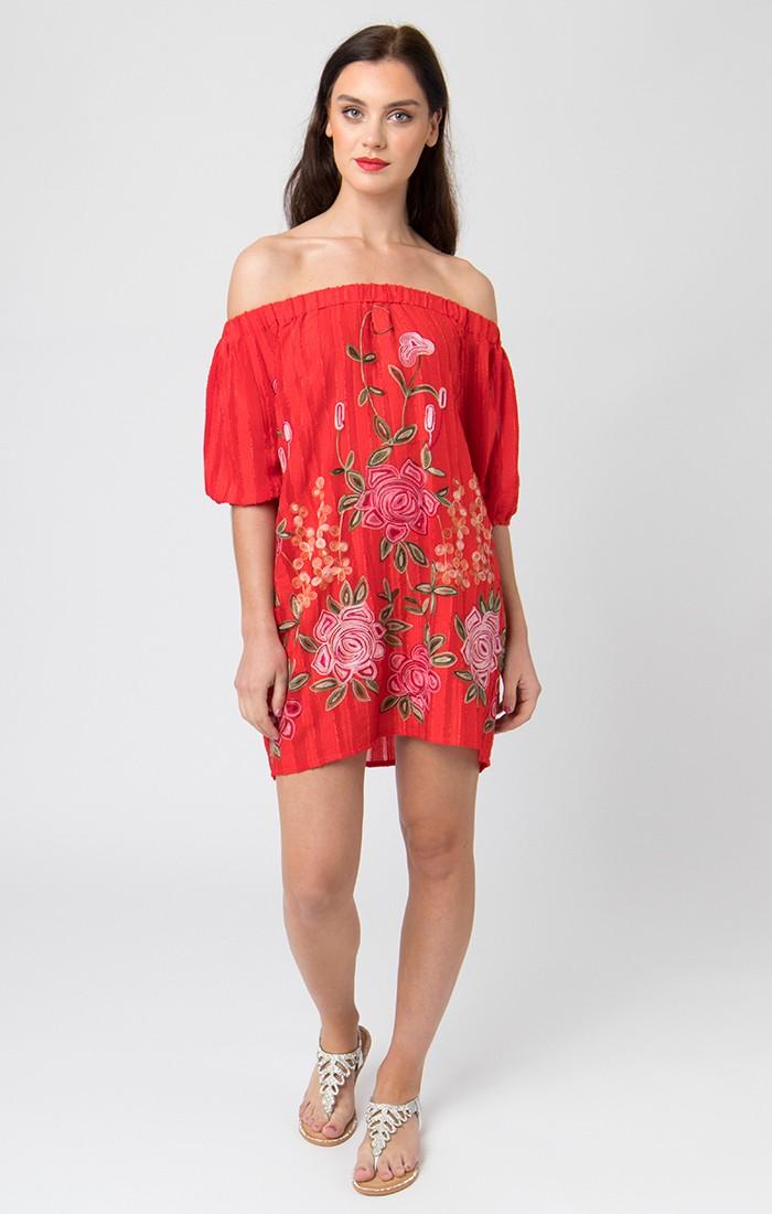 Zella Bardot Dress