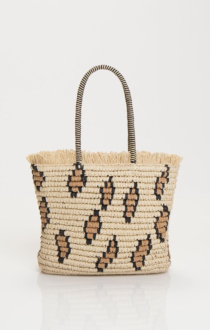 Leoni Bag - Natural