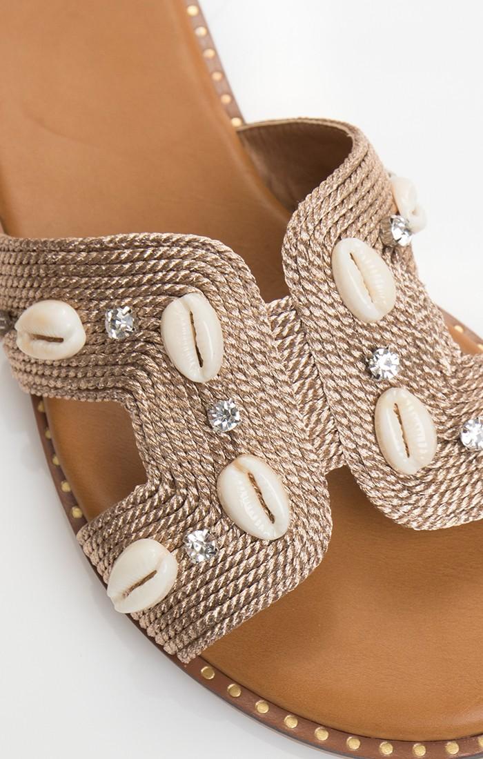 Myla Shoe - Natural