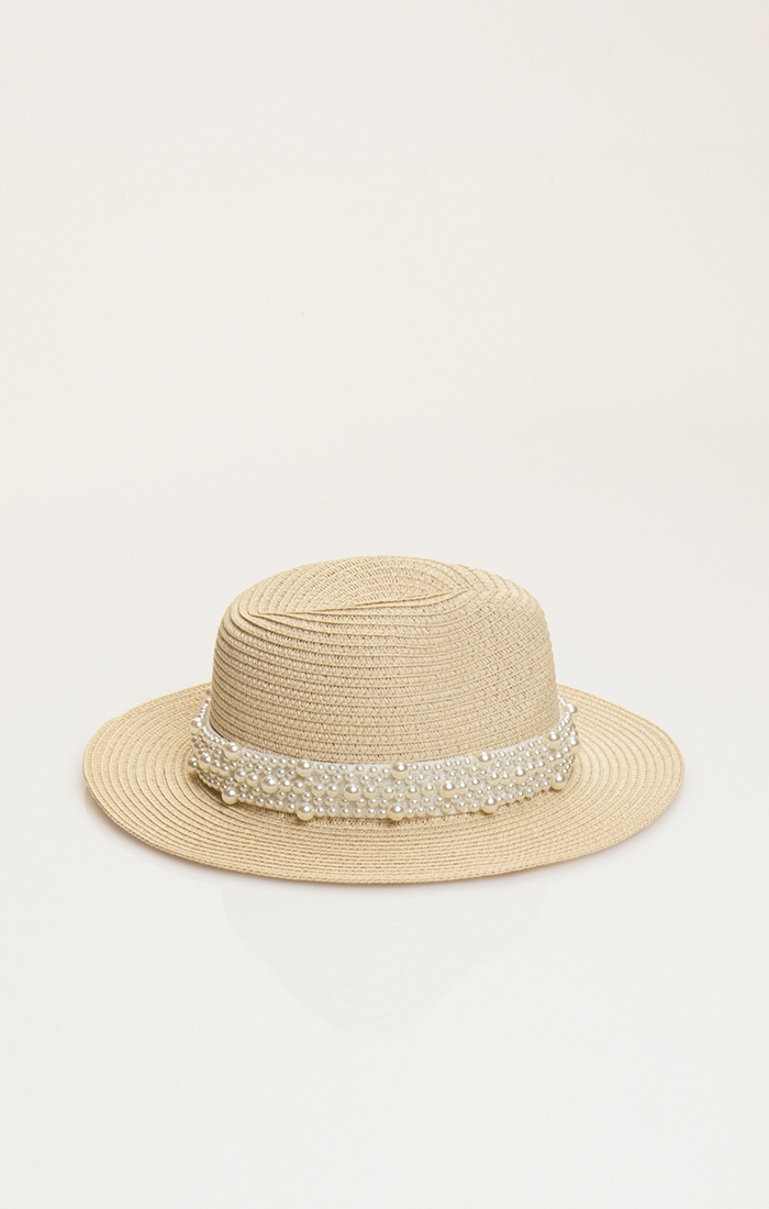 Verity Hat - Natural