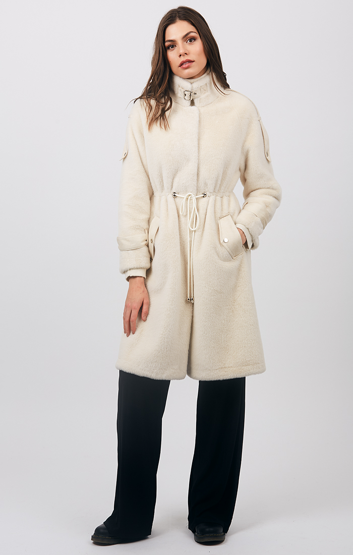 Anniston Coat - Honey