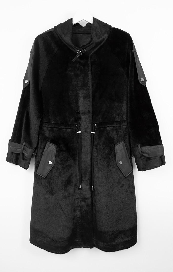 Anniston Coat - Black