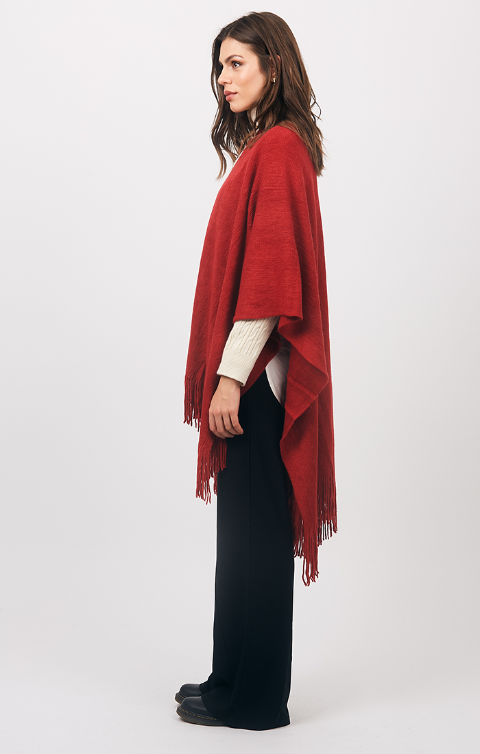 Anthea Wrap - Red