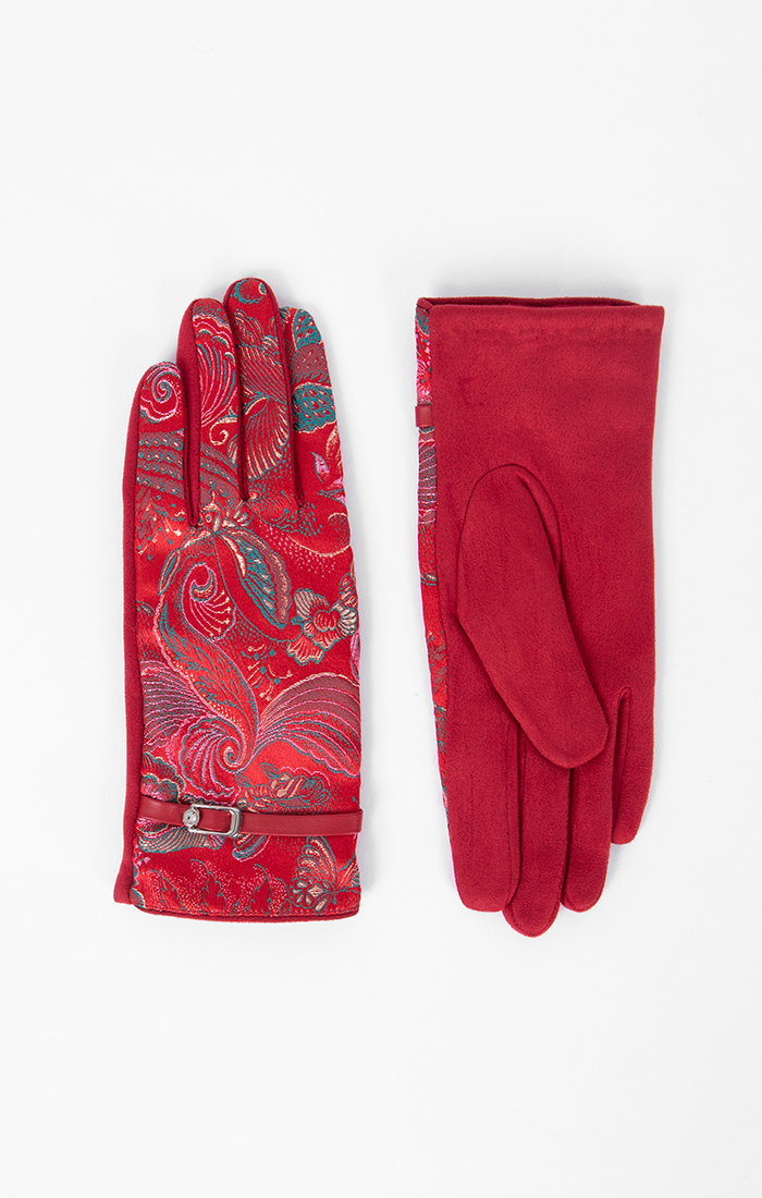 Ayla Glove - Red