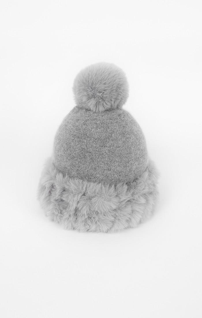 Bailey Hat - Silver Grey