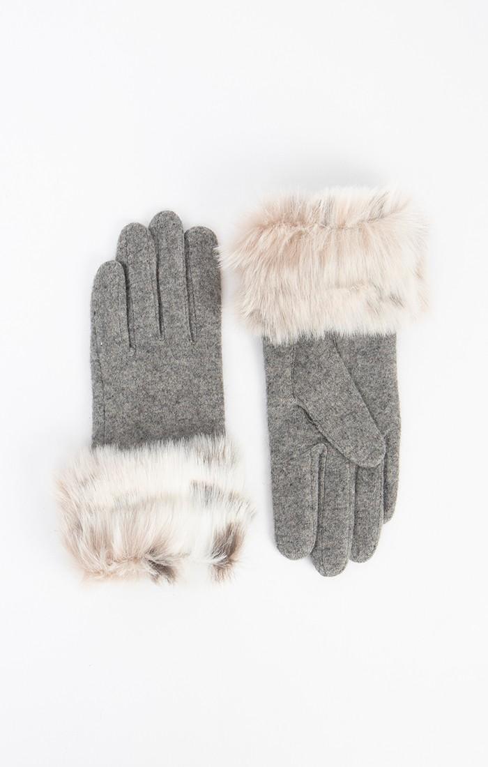 Bianca Glove - Snow Wolf