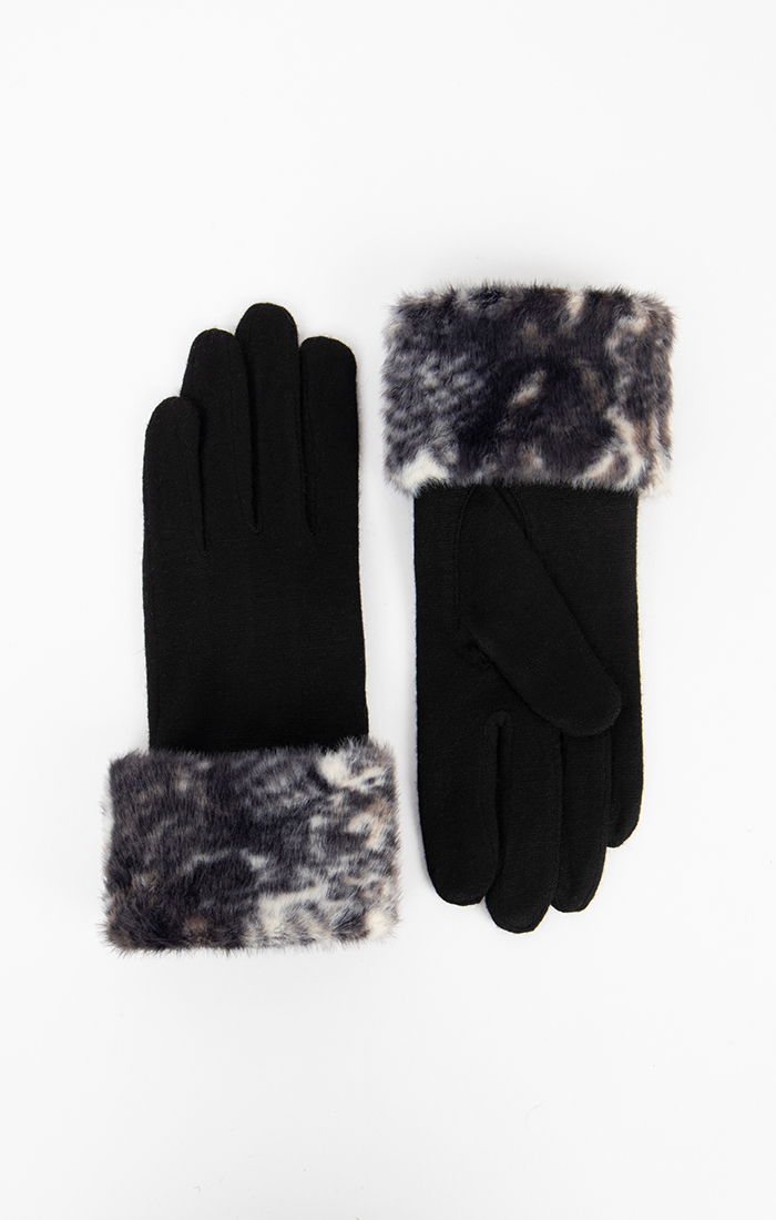 Carmen Glove - Grey