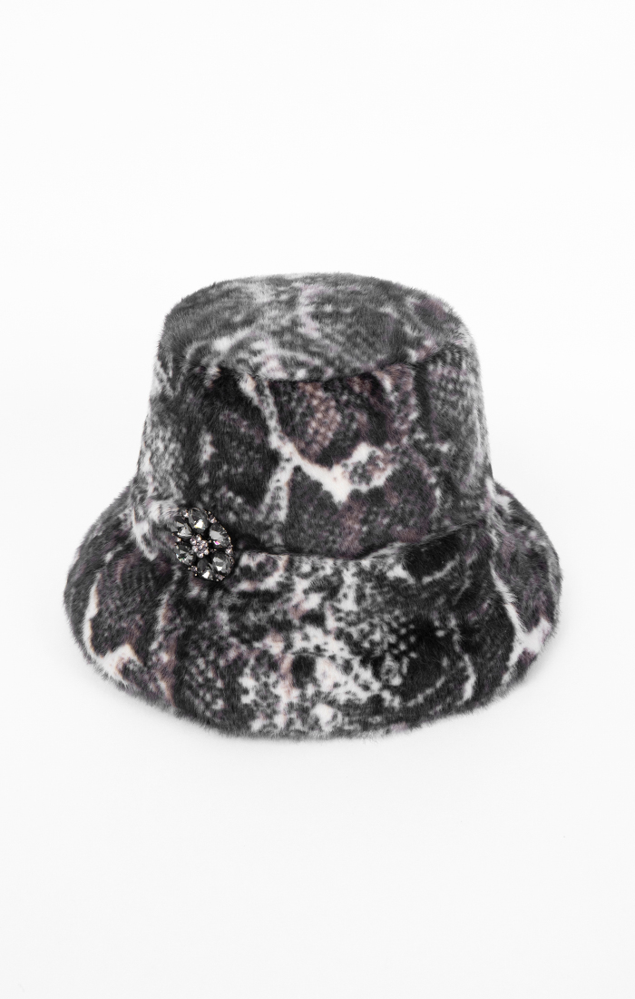 Carmen Hat - Grey