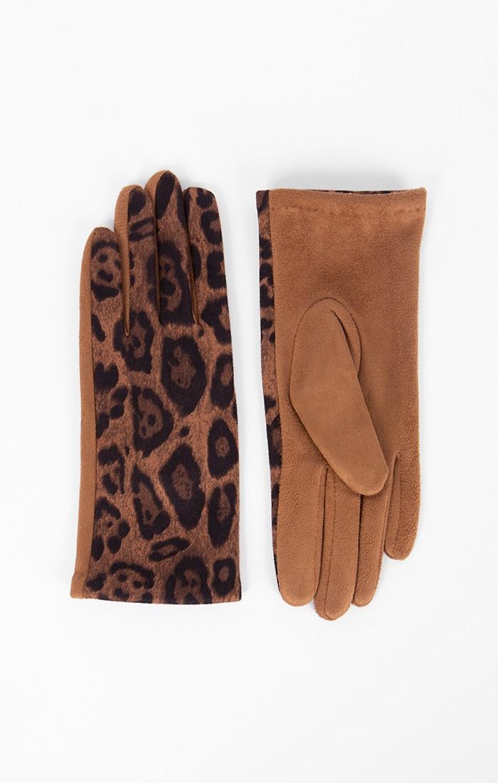 Cleo Glove - Leopard