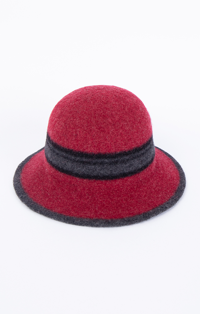 Dawn Hat - Berry