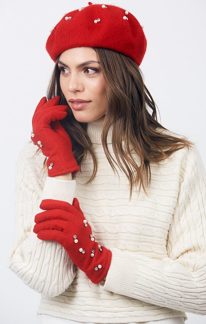 Dina Beret - Red