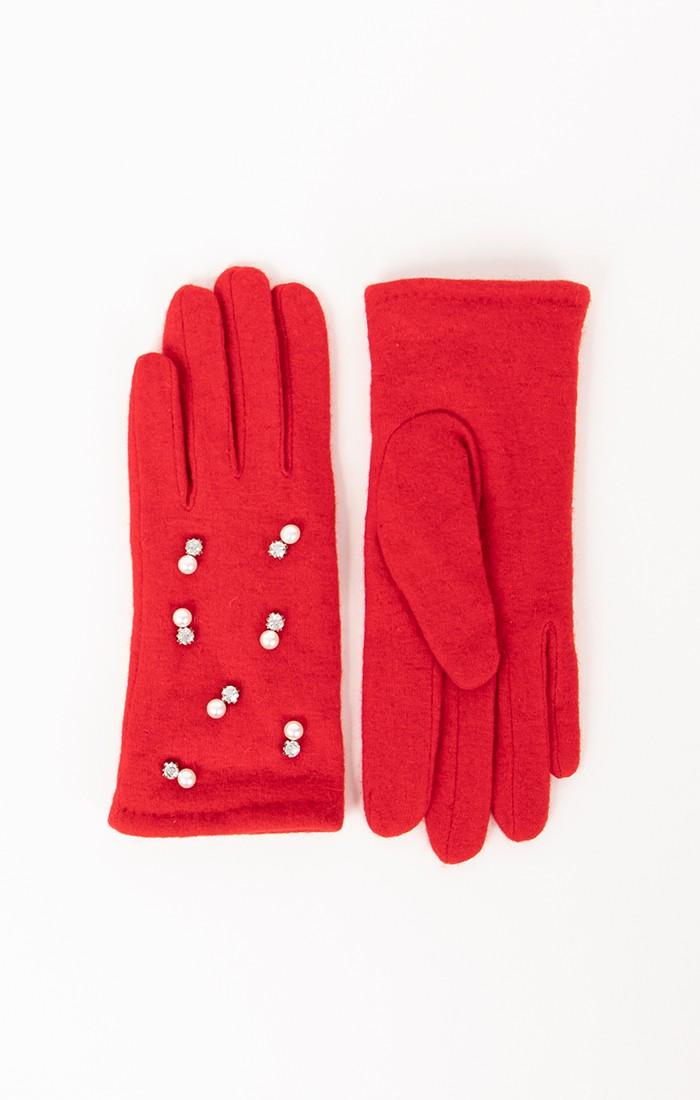 Dina Glove - Red