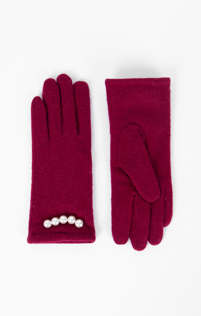 Ivanna Glove - Berry