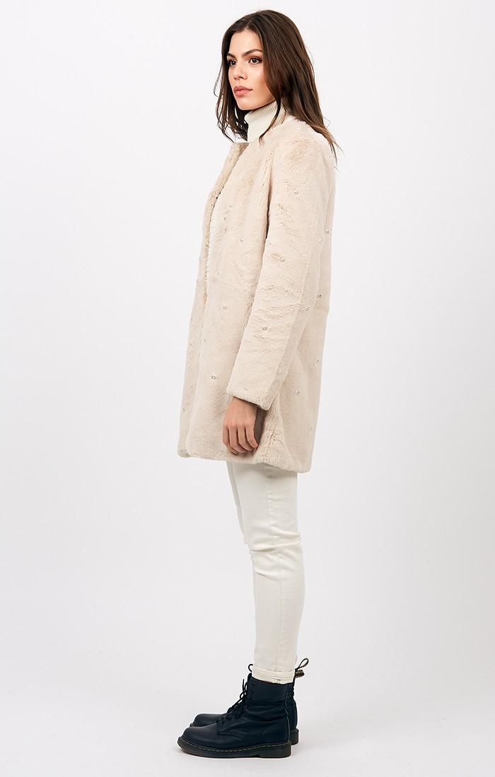 Jasmin Coat - Honey