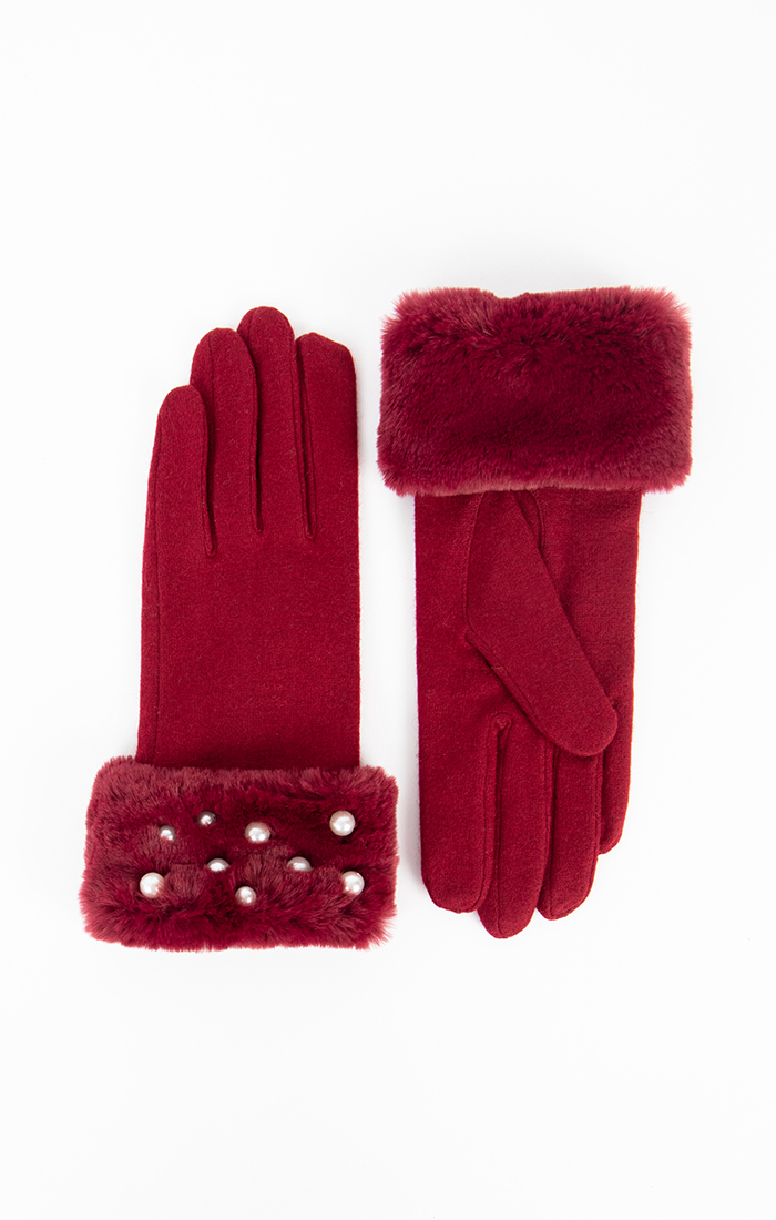 Jasmin Glove - Berry