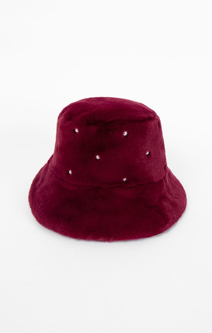 Jasmin Hat - Berry