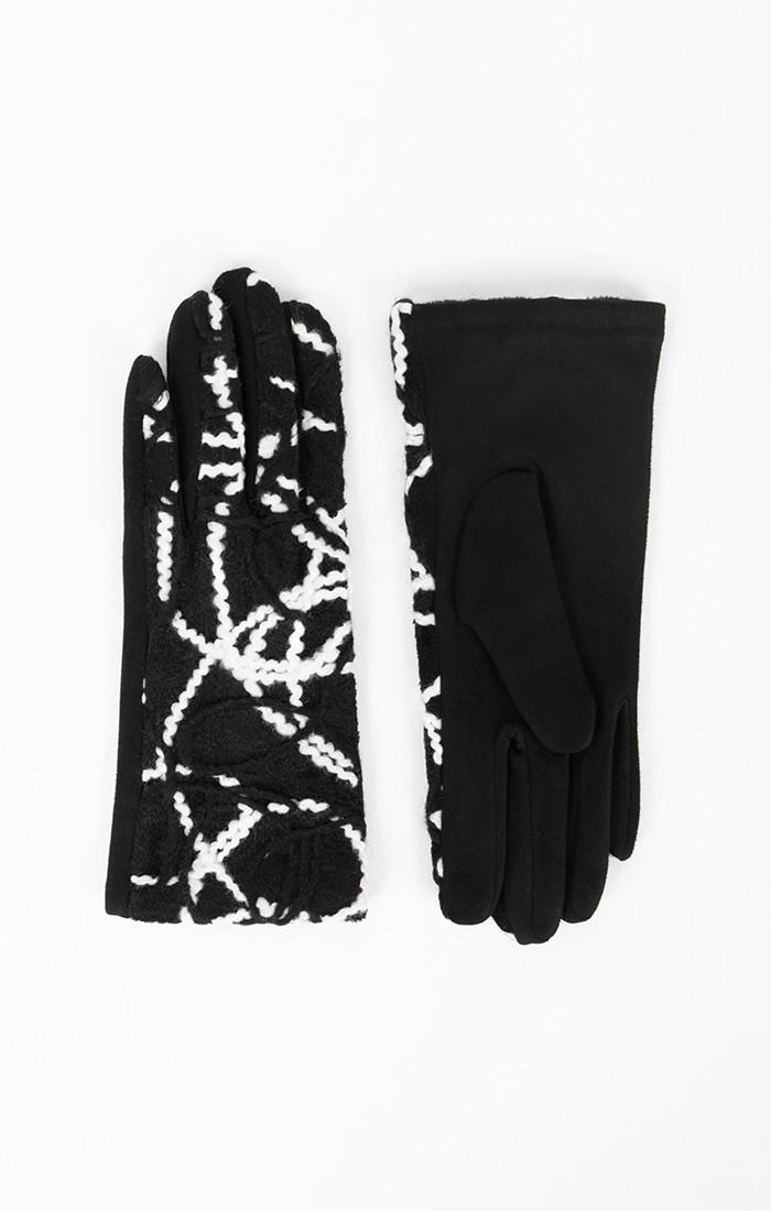 Jenni Glove - Black/White