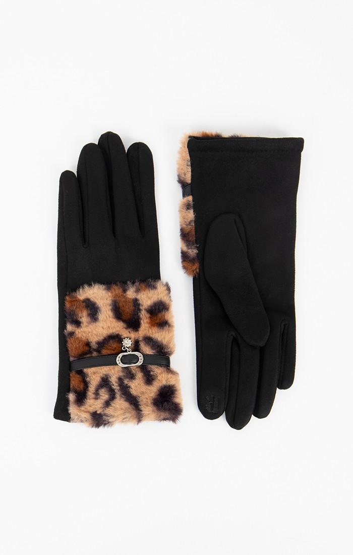 Kinsley Glove - Leopard
