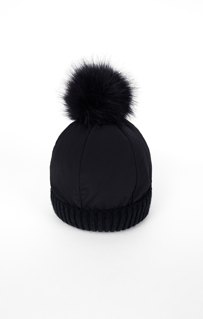 Logan Hat - Black