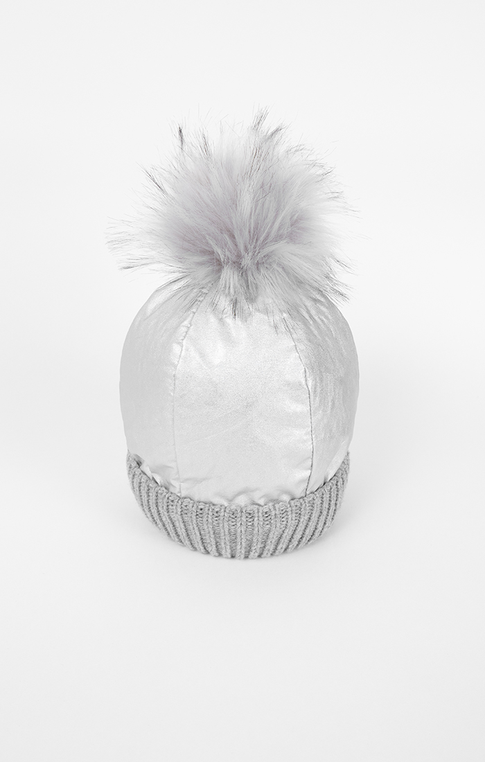 Logan Hat - Silver