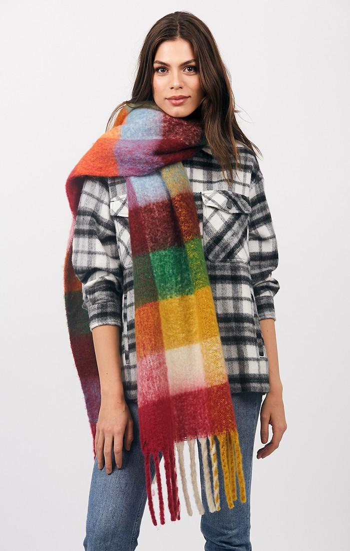 Madeline Scarf - Multicoloured