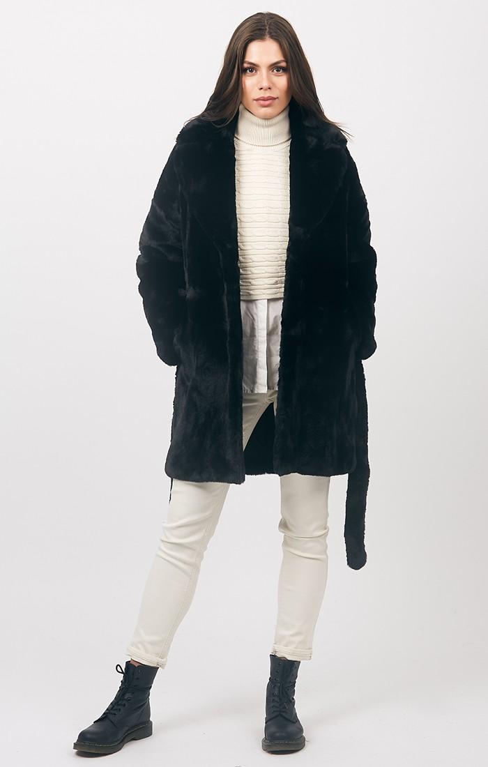 Michaela Coat - Black
