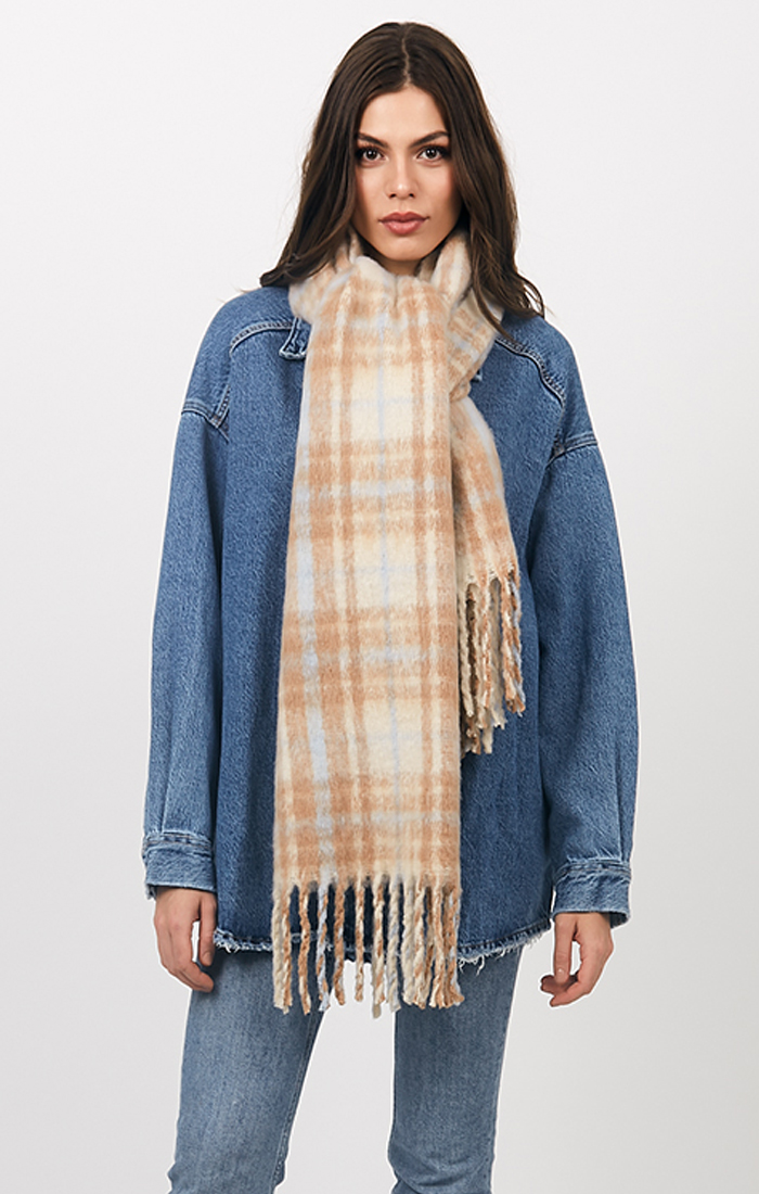 Miley Scarf - Natural