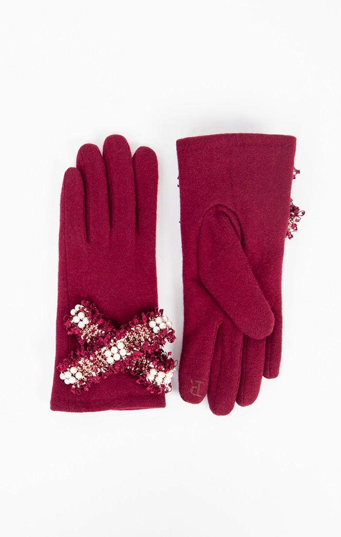 Willow Glove - Berry