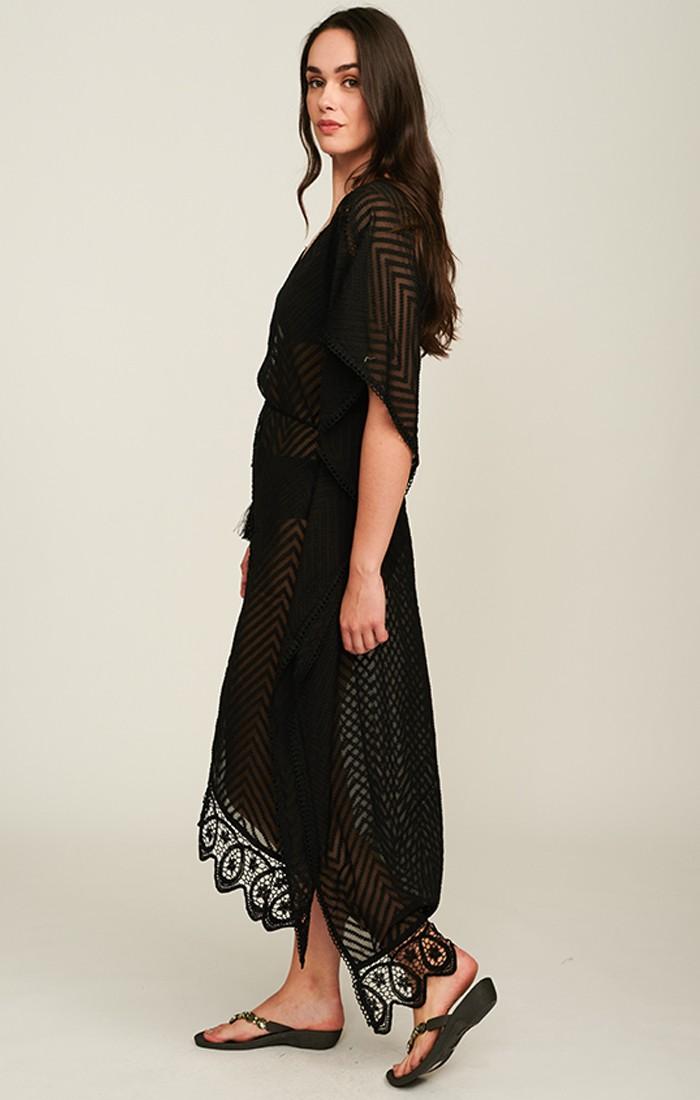 Lille Maxi Dress Black