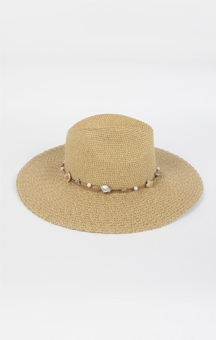 Kansas Hat - Natural