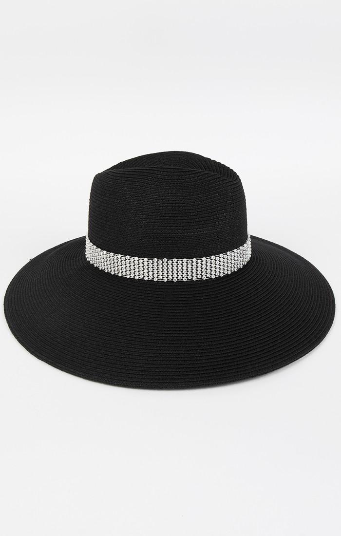 Lorena Hat - Black