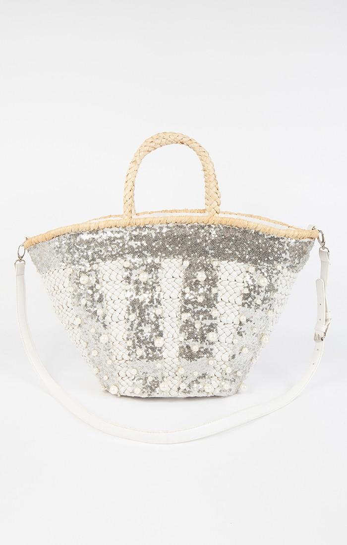 Perla Bag - White