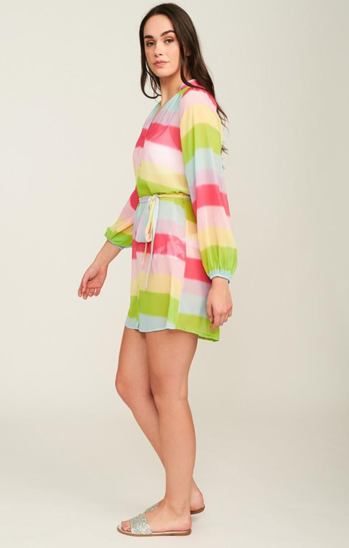 Rio Dress - Multicoloured