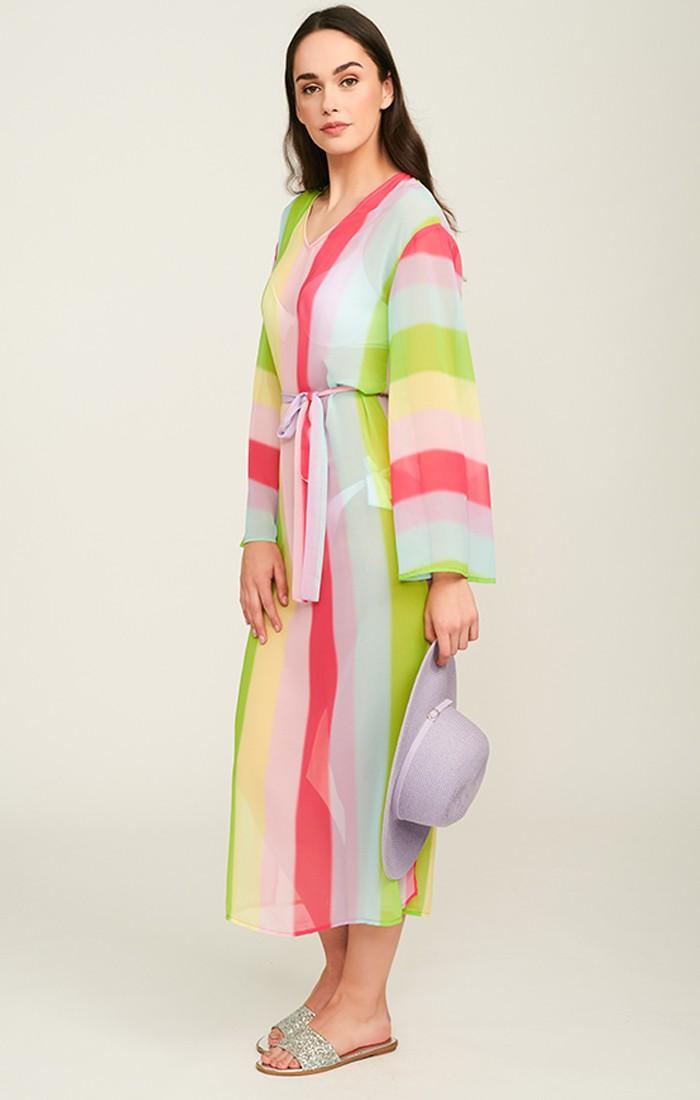 Rio Maxi Dress - Multicoloured