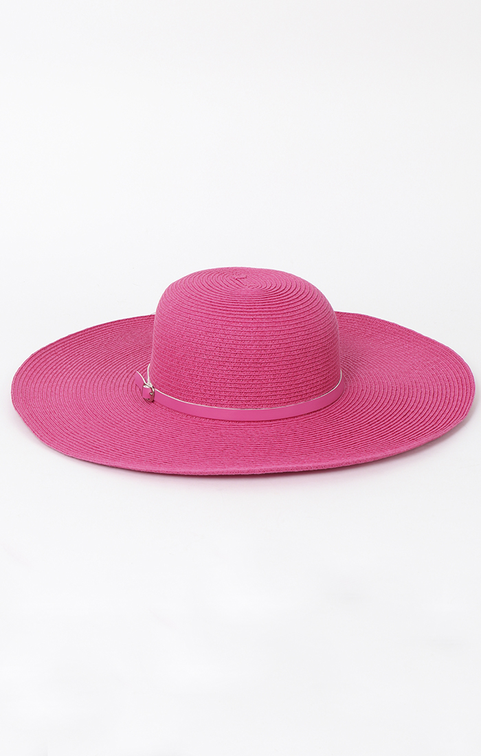 Porto Hat - Fuchsia