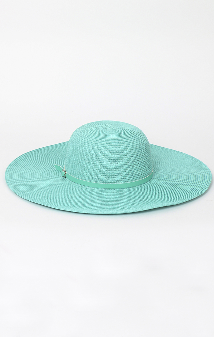 Porto Hat - Turquoise
