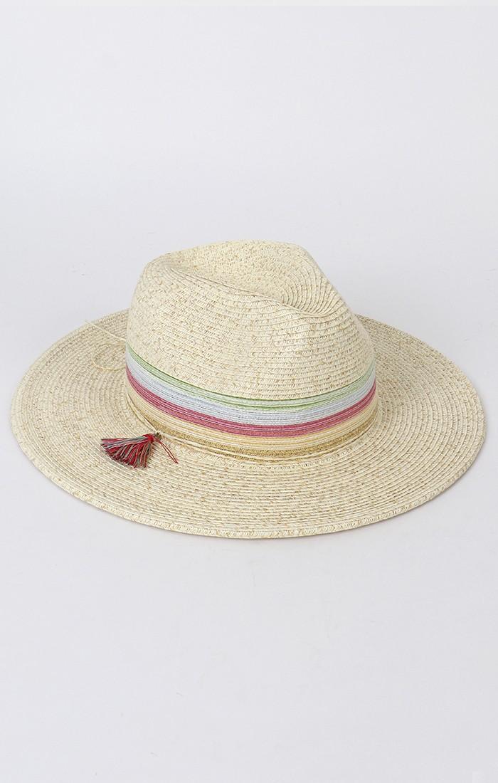 Rio Hat - Ivory