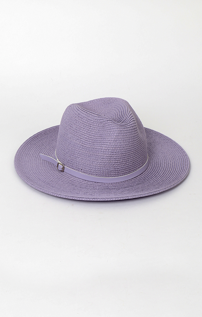 Solana Hat - Lilac