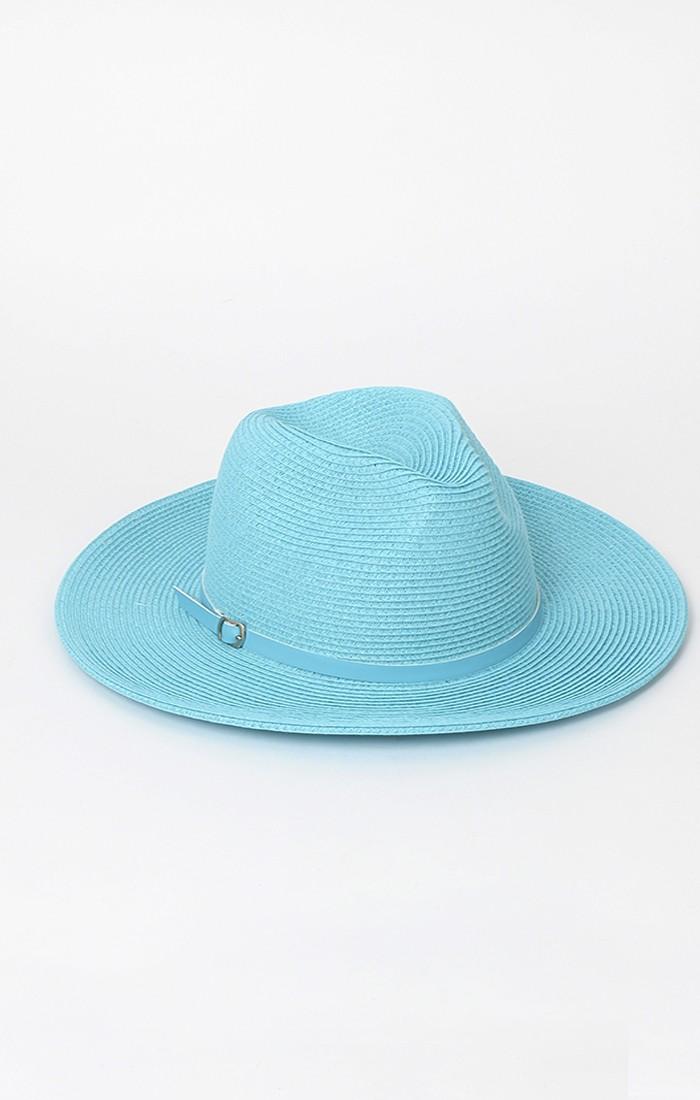 Solana Hat - Turquoise