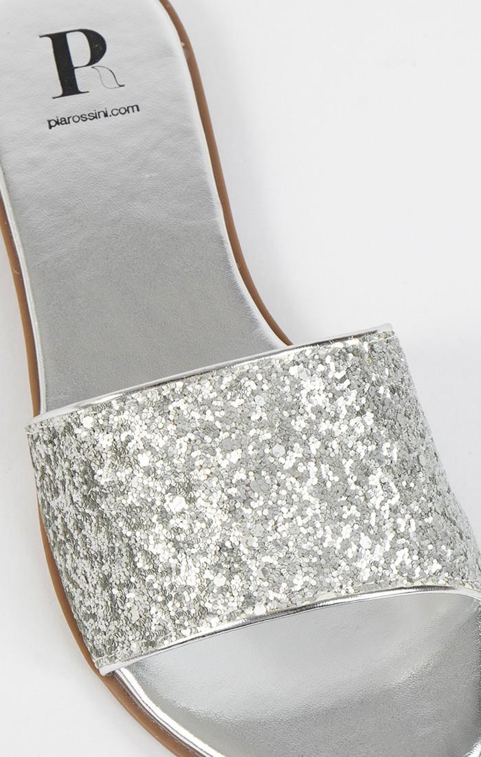 Sunniva Sandal - Silver