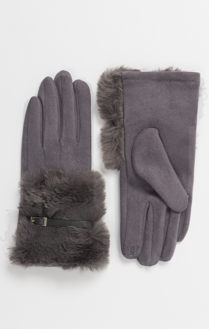 Sia Glove - Grey
