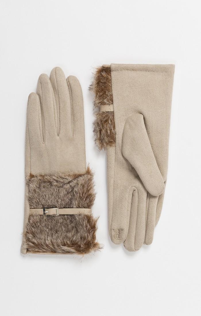 Sia Glove - Beige